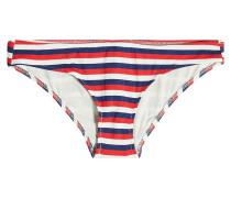 Gestreiftes Bikini-Höschen The Elle