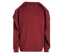 Sweatshirt im Layer Look aus Baumwolle