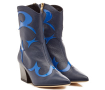 Cowboy Boots Felix aus Leder