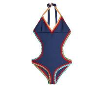 Swimsuit Tasmin mit Häkeldetails und Cut Outs