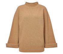 Oversized Pullover Big aus Wolle und Kaschmir