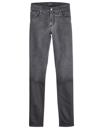Slim Jeans mit Waschung