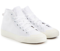 High Top Sneakers Nizza aus Stoff