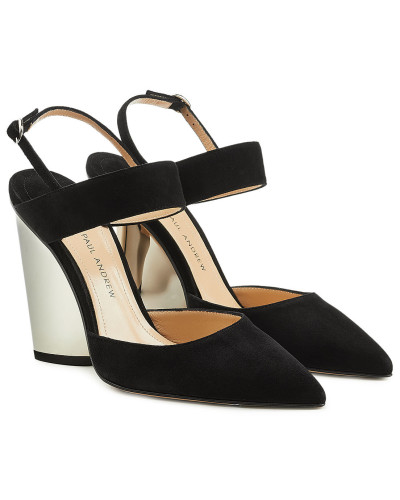 Pumps Pawson aus Veloursleder