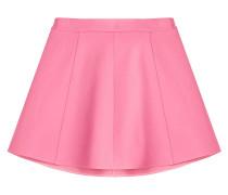 Flared-Skirt aus Baumwoll-Jersey