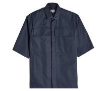 Kurzärmeliges Hemd Minuetto aus Baumwolle