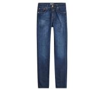Straight Leg Jeans Britney mit Waschung