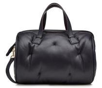 Handtasche Chubby Barrel aus Leder