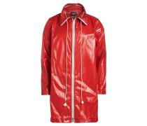 Outdoor-Jacke aus Nylon mit Kapuze