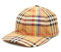 Bedruckte Basecap aus Baumwolle