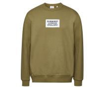 Bedrucktes Sweatshirt Farlow aus Baumwolle