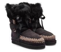 Boots Eskimo Lace and Fur