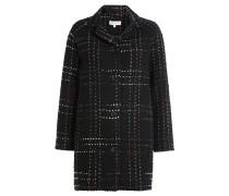 Kurzer Mantel mit Wolle