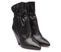 Ankle Boots Lileas aus Lammleder