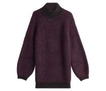 Pullover aus Mohair und Seide