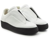 Sneakers Future aus Leder