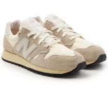Sneakers U520D aus Veloursleder und Mesh