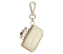 Schlüsselanhänger mit Mini-Minaudière