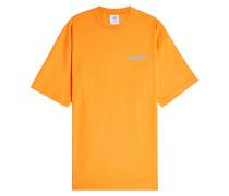 Bedrucktes T-Shirt Fibreoptic aus Baumwolle