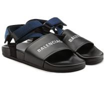 Sandalen aus Lammleder