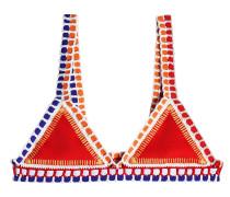 Bikini-Top Kaia mit Häkeldetails