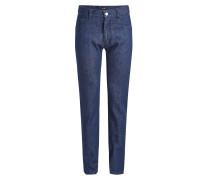 Slim Jeans aus Baumwolle