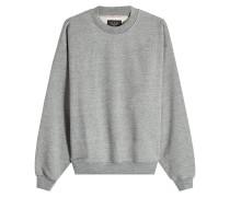 Oversized Sweatshirt mit Baumwolle