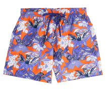 Bedruckte Bade-Shorts