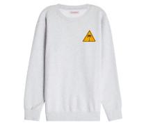 Bedrucktes Sweatshirt Palm Iconic aus Baumwolle