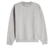 Sweatshirt Flogho aus Baumwolle