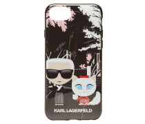 iPhone 8 Smartphone-Case Karl & Choupette