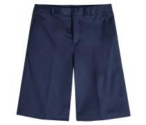 Wide Leg Shorts aus Baumwolle