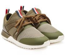 Sneakers Meline aus Leder und Textil