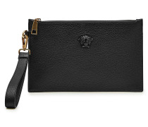 Leder-Clutch Small Pouch