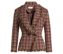 Taillierter Blazer Nicole aus Tweed