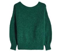 Pullover mit Alpaka- und Merinowolle