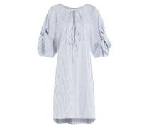 Gestreiftes Night Dress aus Baumwolle