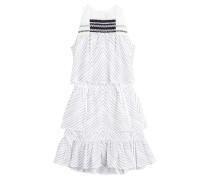 Kleid aus Baumwolle mit Print