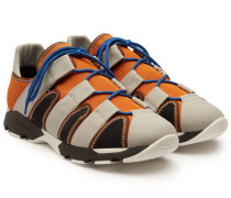 Sneakers Hiking mit Mesh