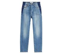 Straight Leg Jeans Le Original Gusset