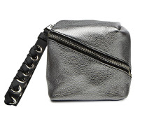 Clutch Mini Cube mit Zipper