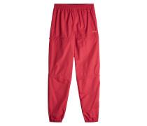 Bedruckte Sweatpants mit Zippern