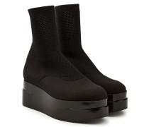 Sock Plateau-Boots
