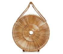 Handtasche Zaha aus Bambus