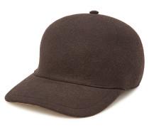 Basecap aus Wolle