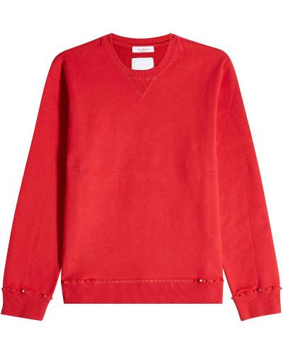 Sweatshirt Rockstud Untitled aus Baumwolle