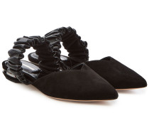 Slip-Ons Courtney aus Samt