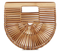 Handtasche Ark Mini aus Bambus