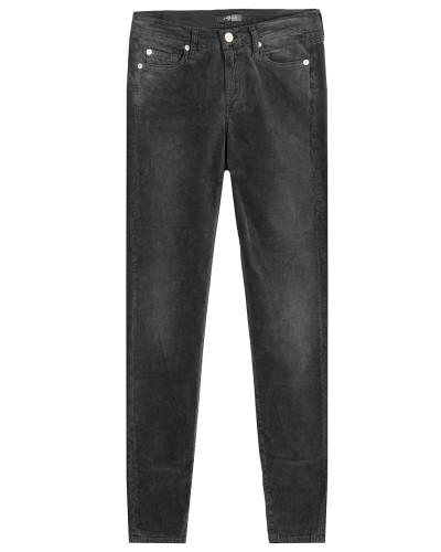 Skinny-Pants aus Cord