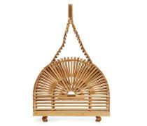 Handtasche Cupola Mini aus Bambus